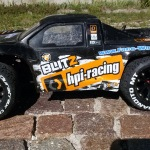 hpi Blitz flux - auto radiocomandate