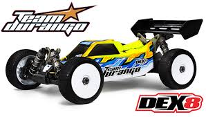 DEX8 Team Durango Buggy