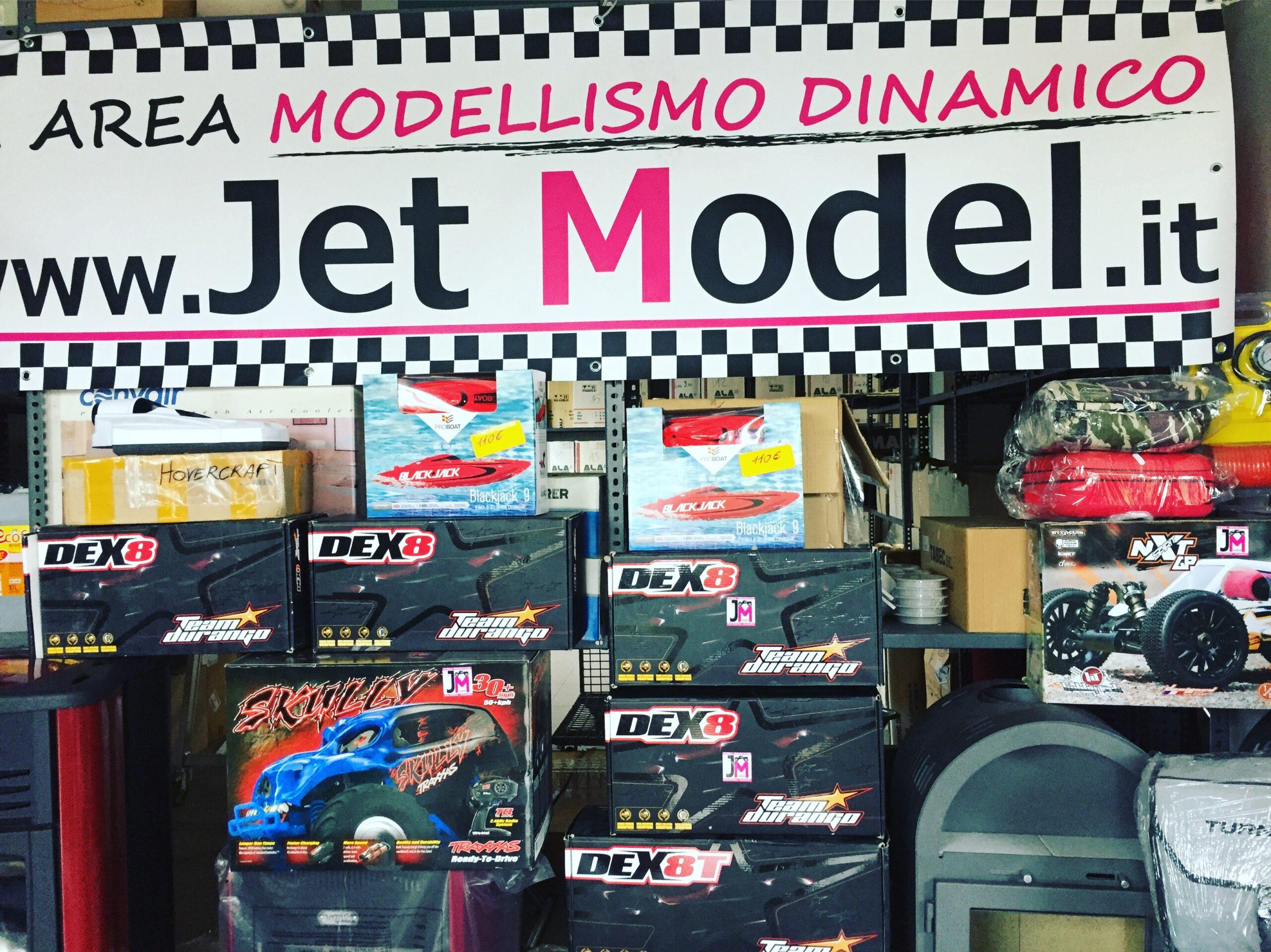 nuovo negozio modellismo dinamico a verona