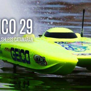 ProBoat-Miss-Geico-29-inch-Catamaran-V3-Brushless-RTR-PRB08009-1