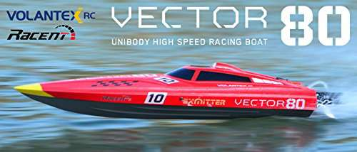 Volantex-Vector-80-RC-Boat-Box