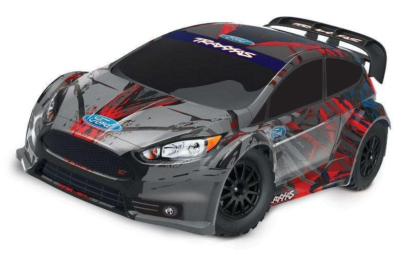 TRAXXAS Ford Fiesta ST Rally