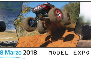 Model Expo Verona – Pista Bashing – 17/18 Marzo 2018