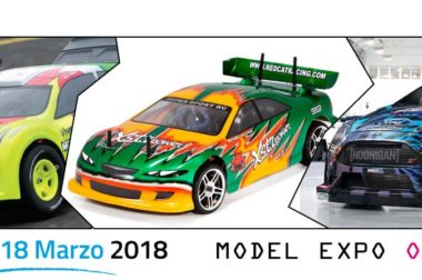 MODEL EXPO VERONA – Area Prova On Road – 17/18 MARZO 2018
