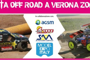"Inaugurazione Pista Off Road ""CRASH GANG ARENA a Verona"