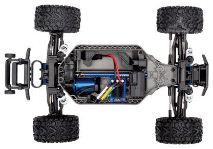 67076-4-Rustler-4×4-VXL-CHASSIS-OVERHEAD