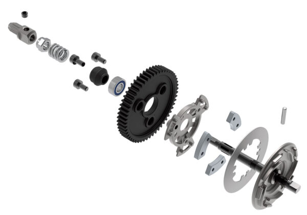 67076-4-Rustler-4×4-VXL-Slipper-explode-Render