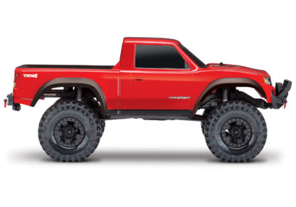 82024-4-TRX-4-Sport-RED-sideview