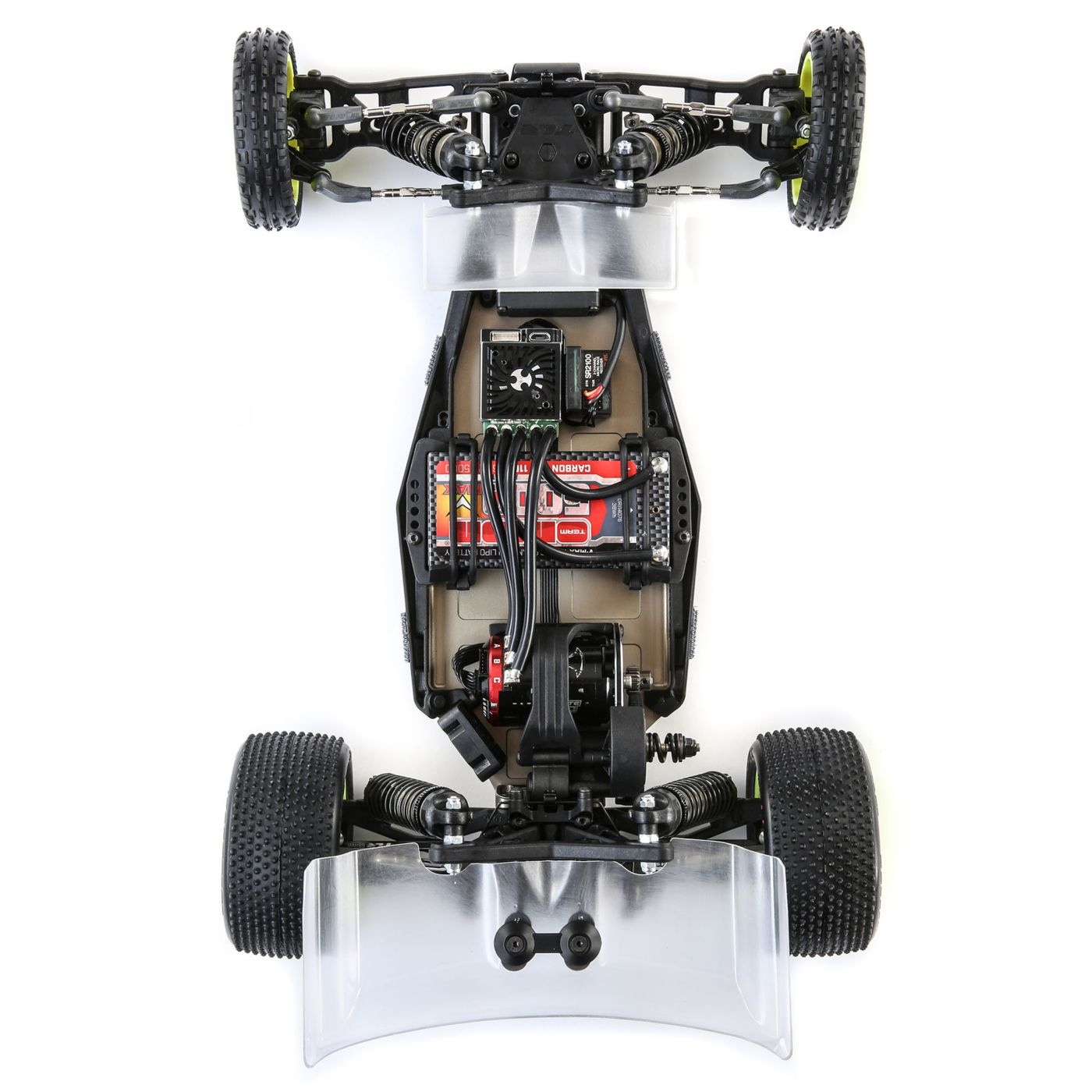 TLR 1/10 22 5 0 2WD Buggy AC Race Kit, Astro/Carpet (TLR03017)