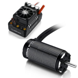 Combo Brushless Auto Big Scale