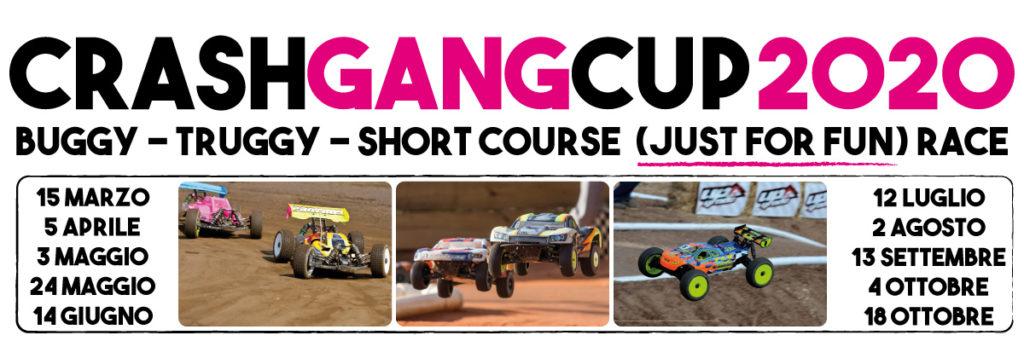crash gang cup 2020 gara auto radiocomandate