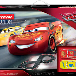 Pista Slot CARRERA 20025226 DISNEY-PIXAR - TAKE OFF