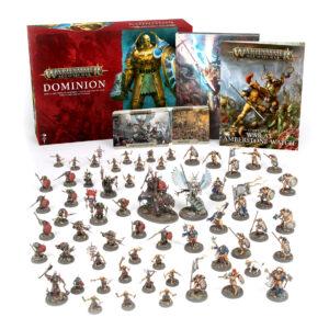 Warhammer Age of Sigmar: Dominio