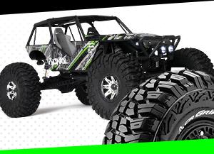 Rock Racer - Crawler