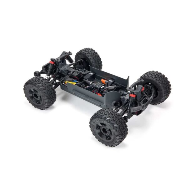 1/10 BIG ROCK 4X4 V3 3S BLX Brushless Monster Truck RTR, Black