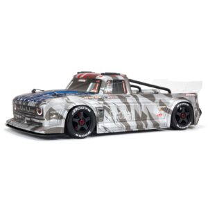 1/7 INFRACTION 6S BLX All-Road Truck RTR, Silver (ARA7615V2T2)