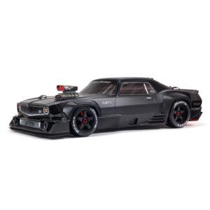 1/7 FELONY 6S BLX Street Bash All-Road Muscle Car RTR, Black (ARA7617V2T1)