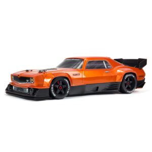 1/7 FELONY 6S BLX Street Bash All-Road Muscle Car RTR, Orange (ARA7617V2T2)