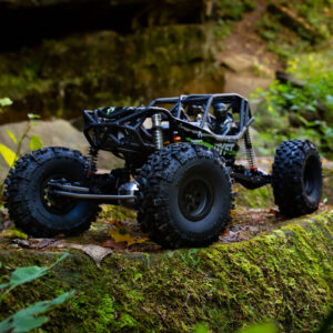 1/10 RBX10 Ryft 4WD Brushless Rock Bouncer RTR, nero