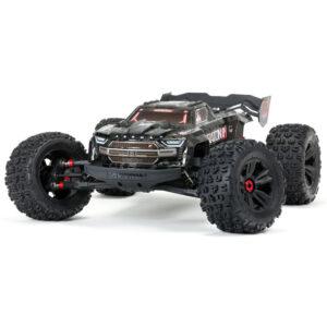 1/5 KRATON 4WD EXtreme Bash Roller, nero