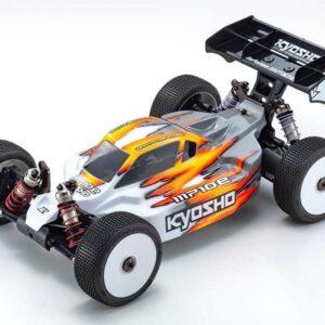 Kyosho Automodello Inferno MP10E KIT di montaggio scala 1/8 4WD (art. K.34110B)