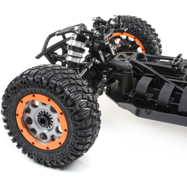 1/5 DBXL-E 2.0 4WD Desert Buggy Brushless RTR with Smart, Fox Body (LOS05020T1)