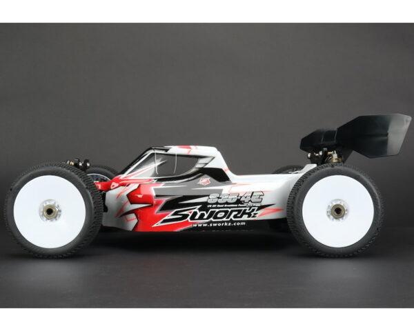 Automodello S35-4E Off-Road Pro Brushless Buggy 4WD 1:8 Kit Codice: SW910036