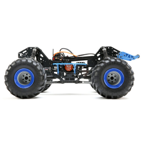 LMT 4WD Solid Axle Monster Truck RTR, Son-uva Digger Blu