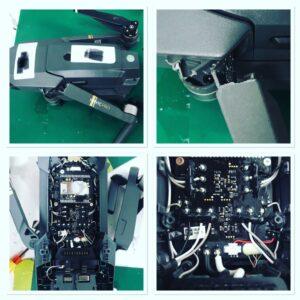 assistenza riparazione droni dji