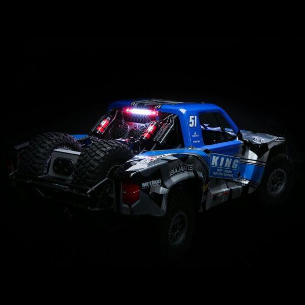 1/6 Super Baja Rey 2.0 4WD Brushless Desert Truck RTR blu