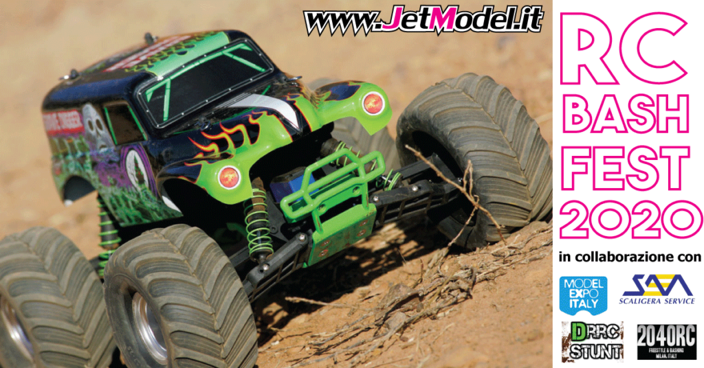 RC BASH FEST 22-11-2020 – MONSTER – SCALER – FOOD – FUN