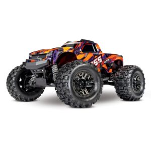 HOSS 4WD MONSTER TRUCK 1:10 BRUSHLESS VXL-3S TSM - ARANCIONE