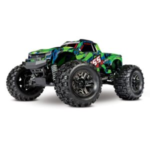 HOSS 4WD MONSTER TRUCK 1:10 BRUSHLESS VXL-3S TSM - VERDE