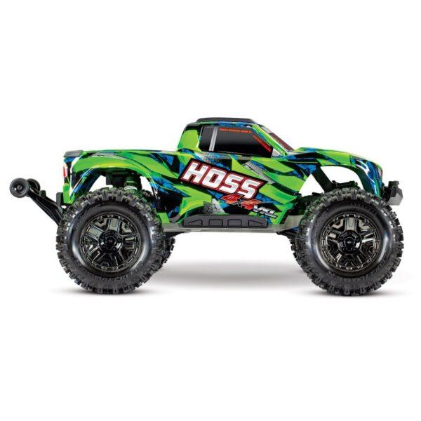 HOSS 4WD MONSTER TRUCK 1:10 BRUSHLESS VXL-3S TSM - VERDE