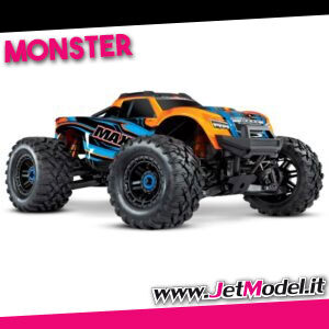 MONSTER TRAXXAS