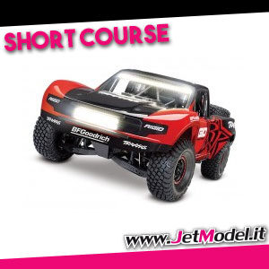 SHORT COURSE TRAXXAS
