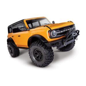 TRX-4 New Ford Bronco 2021 Scale & Trail Crawler - Arancio