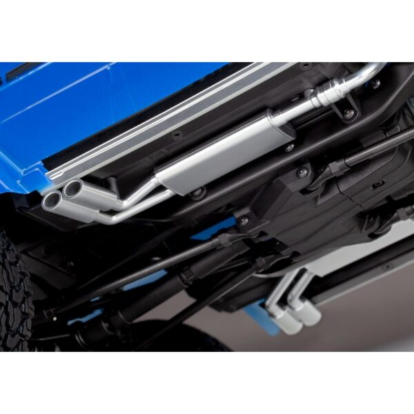 TRX4 MERCEDES G500 SCALER TRAIL CRAWLER 4X4