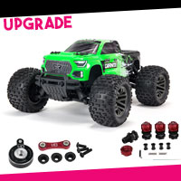 Hot Racing ARRMA 3S Upgrade