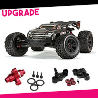 Hot Racing ARRMA 6S Upgrade Outcast Kraton Talion